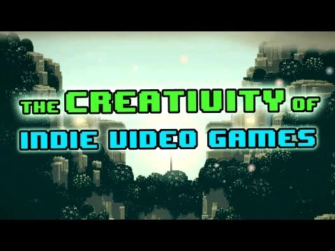 PBS Arts: Off Book – The Creativity of Indie Video Games