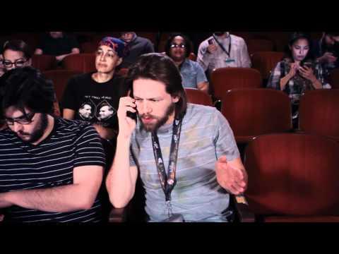 """SXSW 2012 Film Bumper """"Theater Bum"""""""