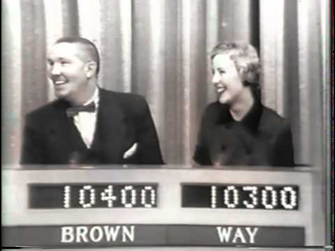 Winning a New Ice Cream Truck on Price Is Right in 1962