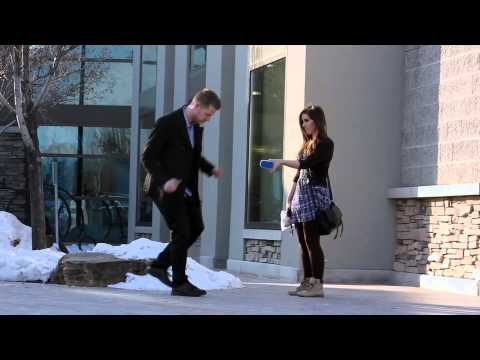 Awkwardly Dancing in Front of Strangers Prank