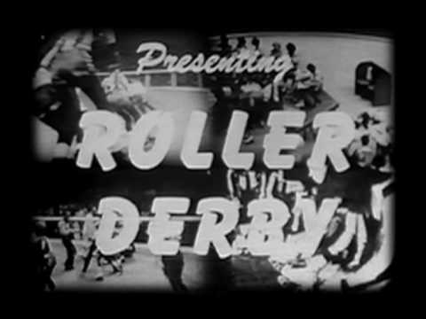 Roller Derby's Roots in Depression-Era Dance Marathons