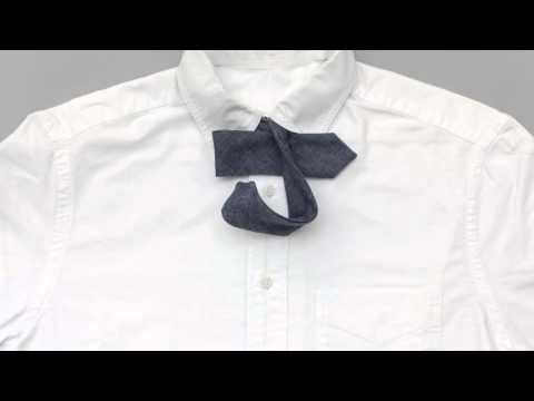 Stop motion animation shows how to tie a bow tie ccuart Images