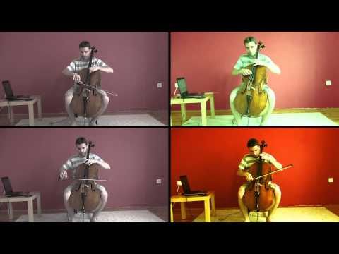 Cello Musician Does Wonderful Cover of CAFO by Animals as Leaders