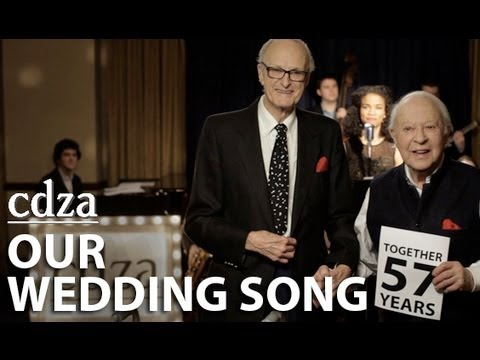Our Wedding Song, Senior Couples Share Their Song & Story for cdza
