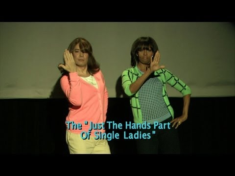 Evolution of Mom Dancing with Michelle Obama & Jimmy Fallon