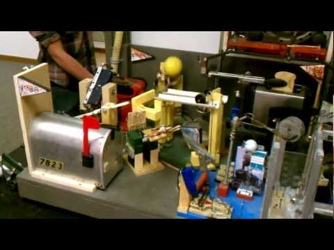step by step rube goldberg machine