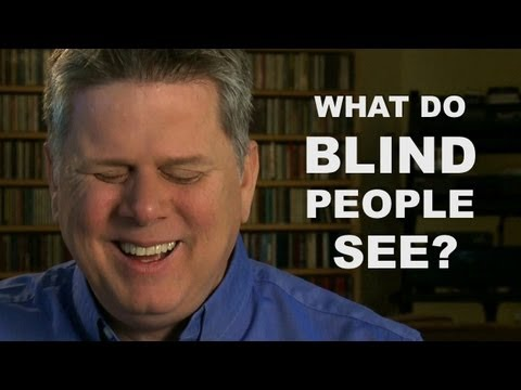 A Blind Man Answers �...