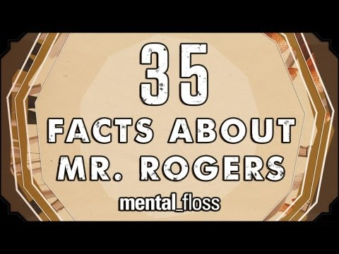 35 Facts About Mr. Fred Rogers