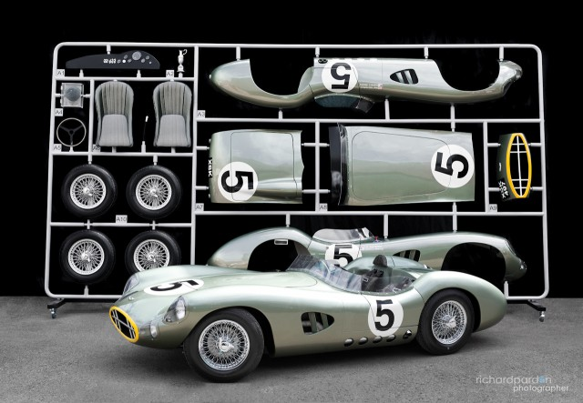 DBR1 1:1 Scale Model Kit by Evanta Motor Company