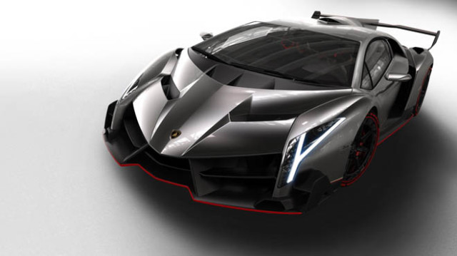 Lamborghini Reveals Their Fastest Car Ever: Veneno