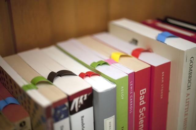 Albatros Bookmark by Oscar Lhermitte