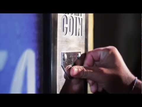 Rugbeer, A Beer Vending Machine That You Tackle to Get a Beer