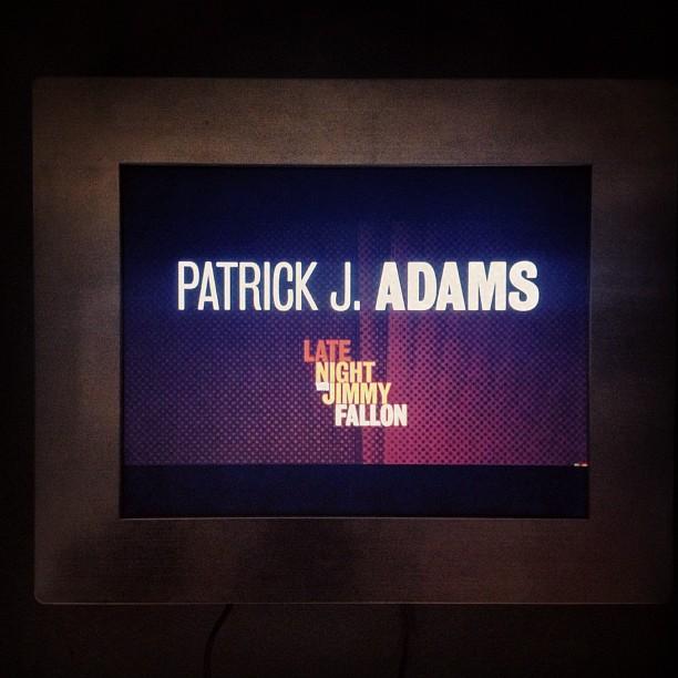 Patrick J. Adams