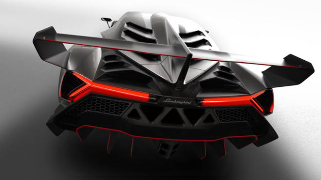 Lamborghini Reveals Their Fastest Car Ever Veneno