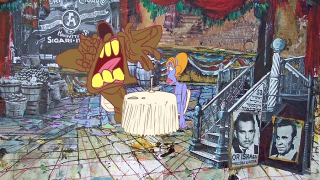 Last Days of Coney Island by Ralph Bakshi