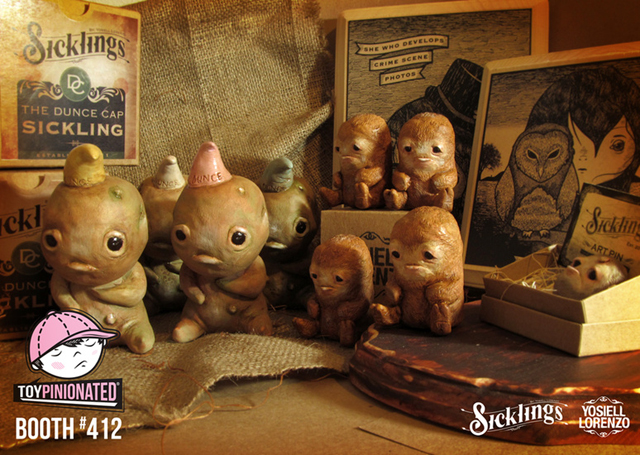 Sicklings by Yosiell Lorenzo