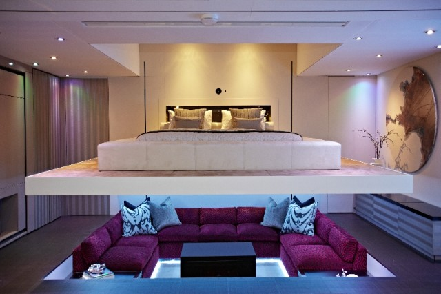 Yo Home Transforming Apartment Inspired By Stage Scenery Design