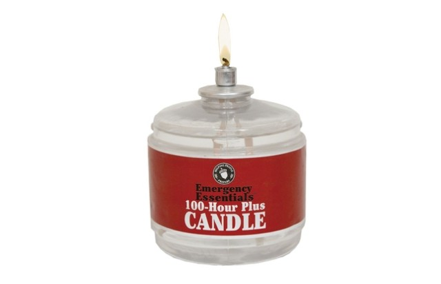 Clear Mist 100 Hour Plus Emergency Candle