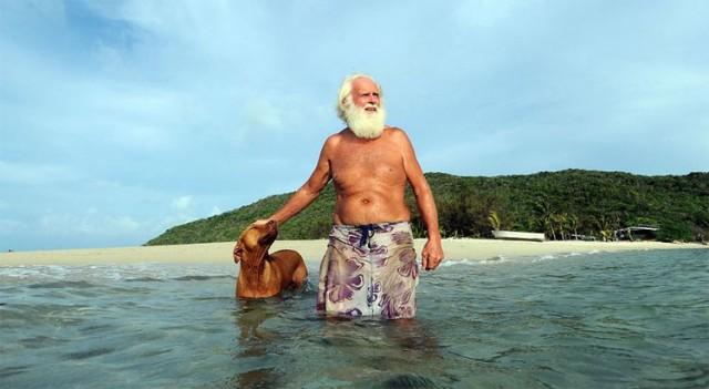 David Glasheen, Australia's Robinson Crusoe