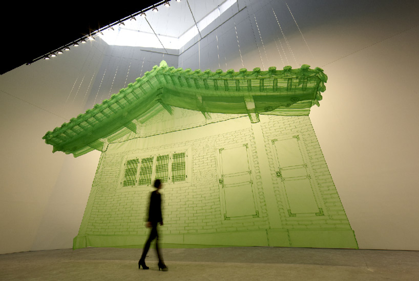 do ho suh Do ho suh suh is the artist that i can feel and communicate most ideally since i am sharing similar consequences with him, which is residing apart from home and having nostalgic memories, i could.