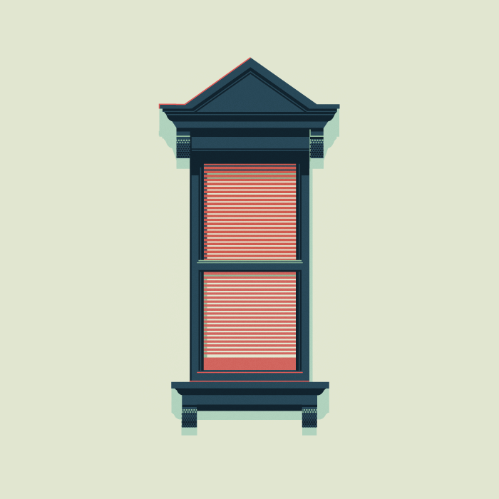 Illustrations of the Windows of New York