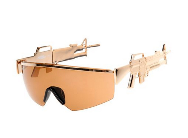 Assault Rifle Sunglasses