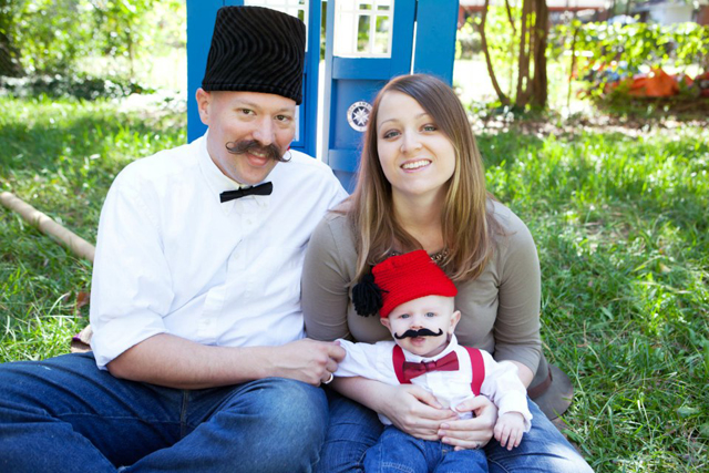 Doctor Who Family Photos by Robin Gatti Photography