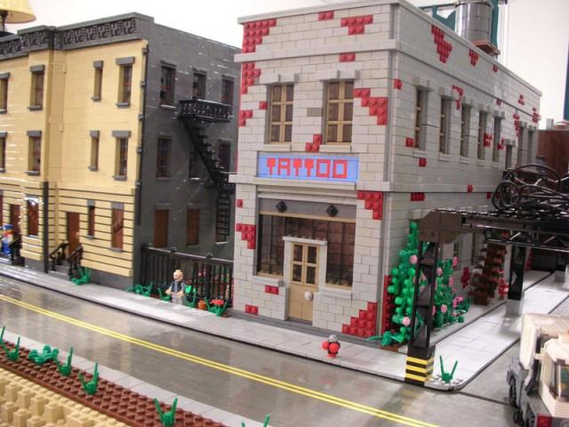 LEGO Brooklyn by Jonathan Lopes
