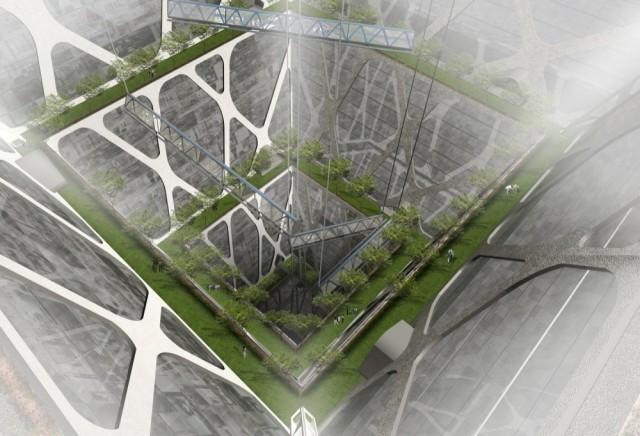 Earthscraper by BNKR Arquitectura