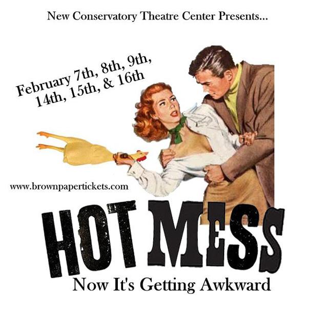 A Hot Mess!
