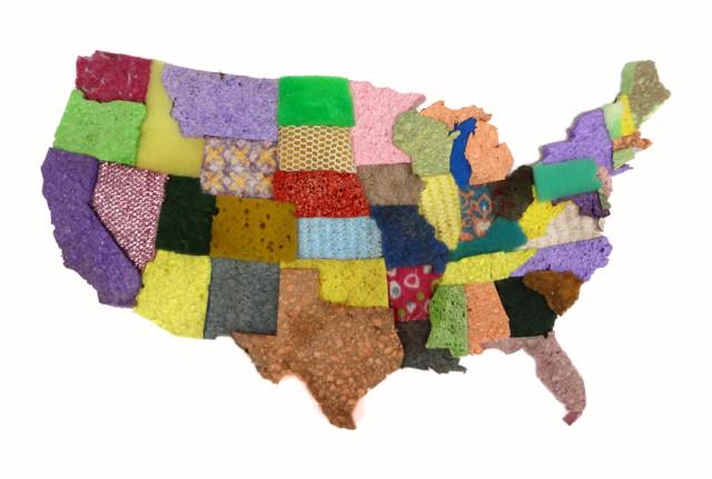 Sponge Map