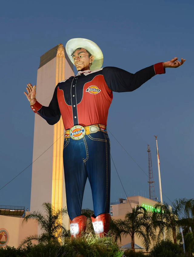 Big Tex State Fair