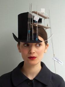 Construction Overhead hat by Sorenson-Grundy