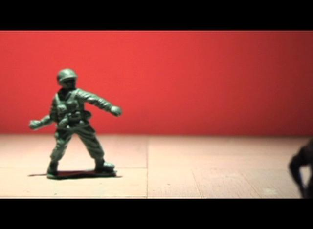 Plastic Army Men Dance In a Fun Stop-Motion Animated Music Video