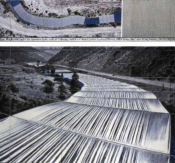 Over The River by Christo
