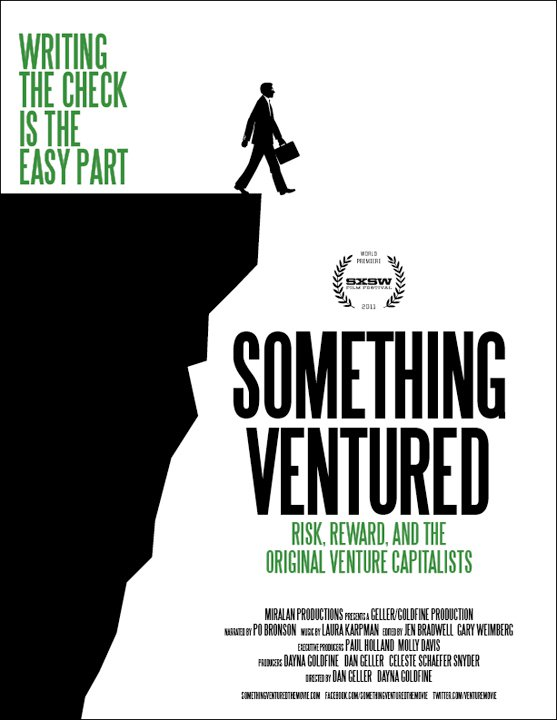 Something Ventured documentary