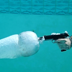 Glock 22 Underwater High Speed Video by Andrew Tuohy_Feature