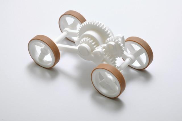 Toy Car by Wouter Scheublin