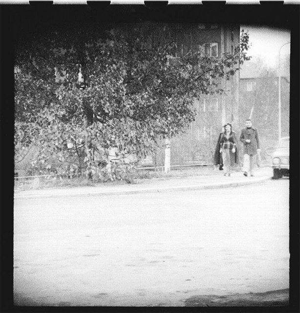 Surveillance Photos by Czechoslovakian Secret Police