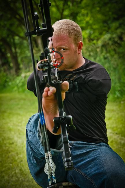 Matt Stutzman, Armless Archer