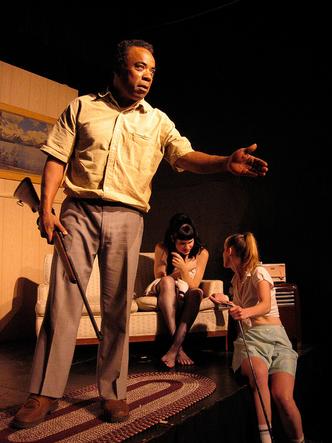 Night of the Living Dead: The Play