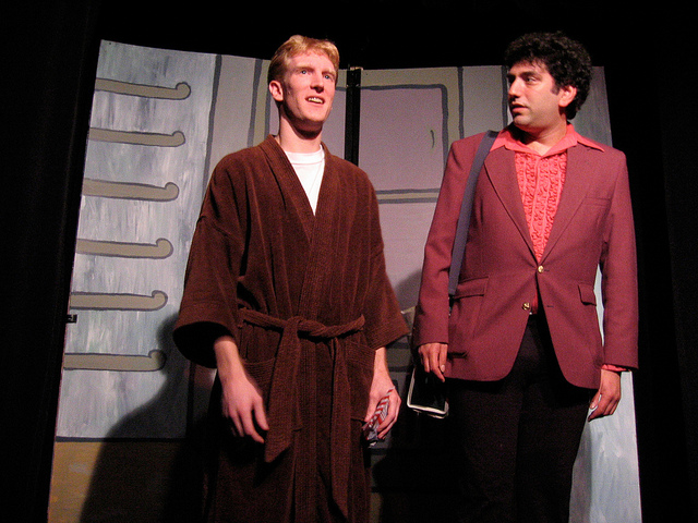 Hitchhiker's Guide to the Galaxy: The Play