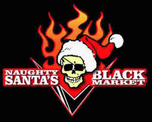 Naughty Santa's Black Market