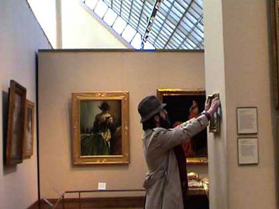 Banksy Museum Hack