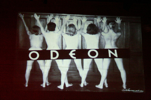 Chicken Has Sold The Odeon Bar!