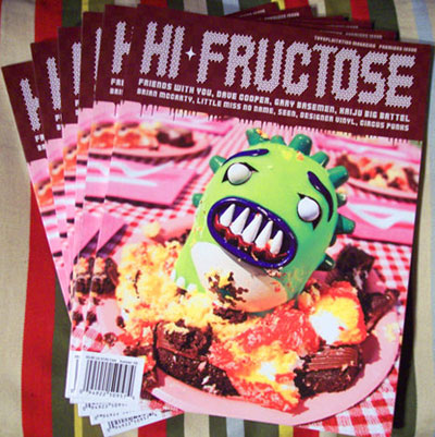 Hi Fructose Magazine Issue #1