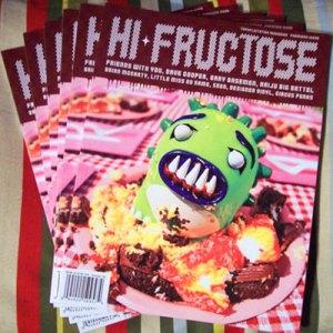 Hi Fructose Magazine Issue #1