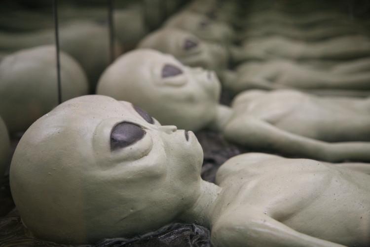 DIY Alien invasion