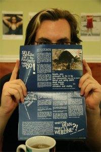 Webzine 2005