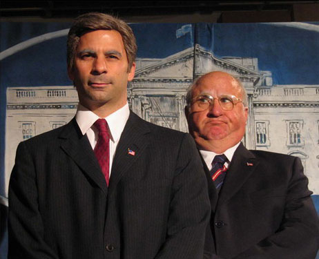 Dick 'N Dubya: A Republican Outreach Cabaret